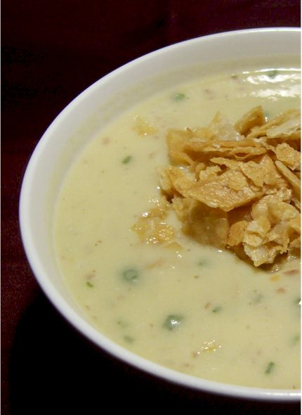 Creamy Potato Miso Soup