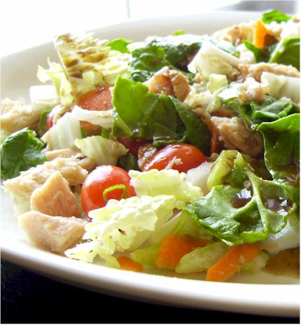 Non-Fat Curry Salad Dressing
