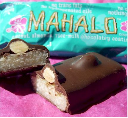 Mahalo Candy Bar from Go Max Go