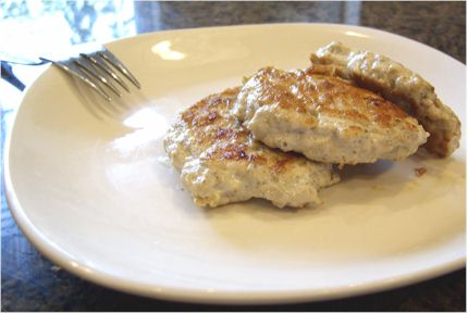 Ultra-Lean Turkey Breakfast Sausage Patties