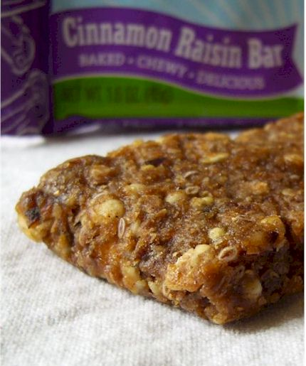 Gnu Bar - Cinnamon Raisin