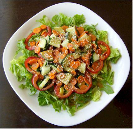 Vegan, Dairy-Free, Mellow Miso Salad Dressing