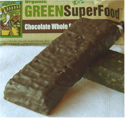Amazing Grass Organic Green SuperFood Bars