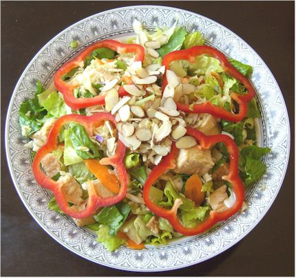 Alisa Cooks – Recipes from the Go Dairy Free kitchen » salad