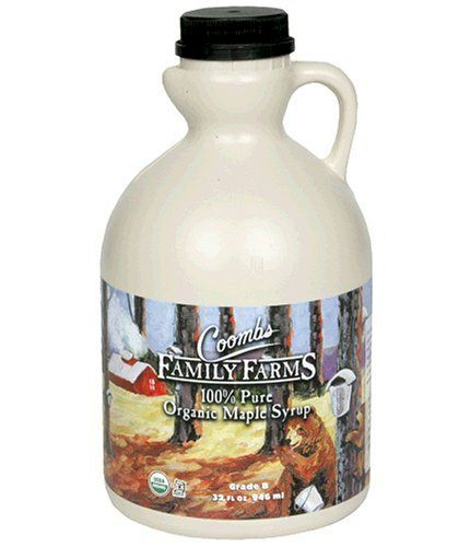 coombs maple syrup large