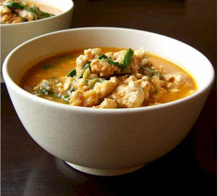 Dairy-Free Tomato Thai Soup