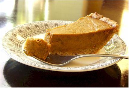 Dairy-Free Soy-Free Easy Peasy Pumpkin Pie