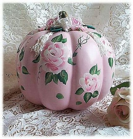 pumpkins for pink
