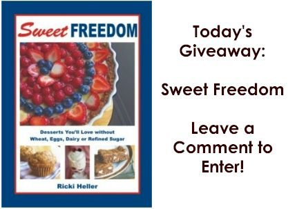 sweet freedom giveaway