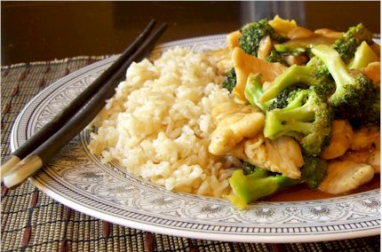 Best Chicken and Broccoli Stir Fry