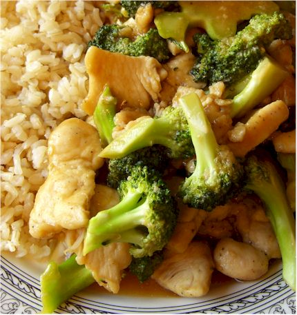 Best Chicken & Broccoli Stir Fry