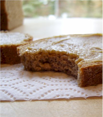 Simply Cinnamon Spelt Bread
