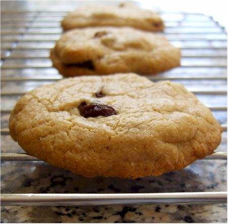 cashew wheat maple cookies