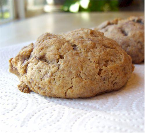babycakes blueberry spelt scones