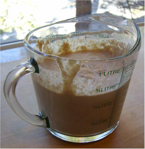 dairy-free pancake batter