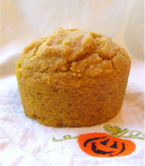 ... Pumpkin Cornbread Muffins Gluten-Free, Dairy-Free, and Egg-Free