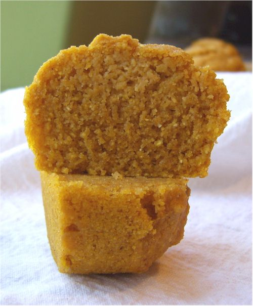 Pumpkin Cornbread Muffins Gluten-Free, Dairy-Free, and Egg-Free ...