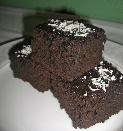 ... : Chocolate Zucchini Cake, Fat Elvis Pops, and More - Go Dairy Free