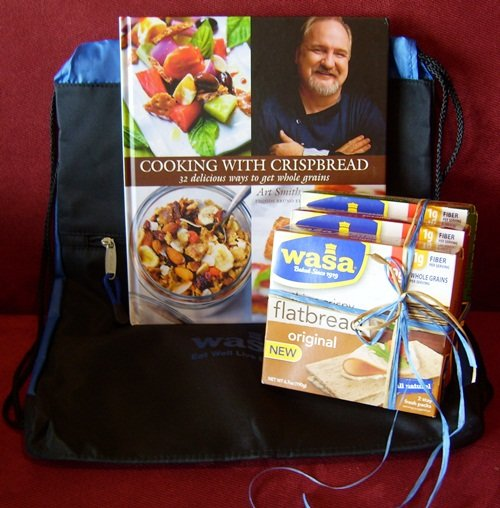 Cooking with Crispbread Giveaway