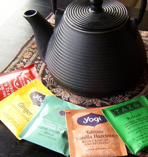 Alisa's Herbal Tea Collection