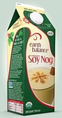 Earth Balance Organic Soy Nog - Vegan, Dairy-Free, Egg-Free, Gluten-Free
