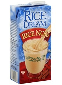 Rice Dream Rice Nog - Vegan, Dairy-Free, Egg-Free, Gluten-Free, Soy-Free