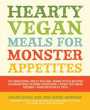 Cookbook: Hearty Vegan Meals for Monster Appetites