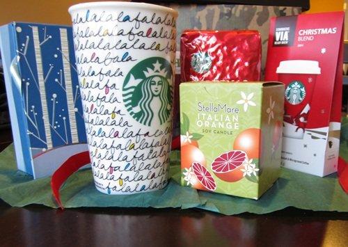 A Starbuck's Christmas