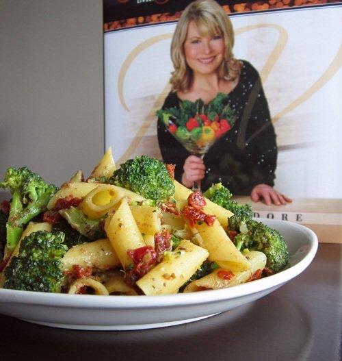 Sun-Dried Tomato & Broccoli Pasta - Vegan, Dairy-Free, Gluten-Free, Nut-Free, Soy-Free